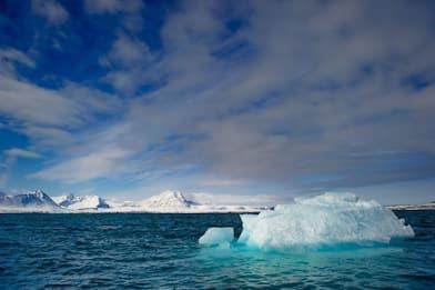 In preparazione la missione sull'iceberg più grande del mondo