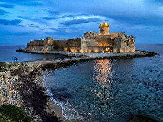 14 Jun 2018 - Le Castella, Calabria - Italy(Photo by Alessandro Rota/Getty Images)