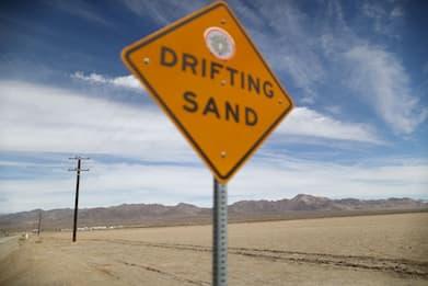 USA, caldo record nella Death Valley