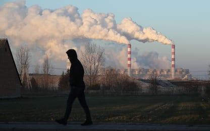Ue, 630 mila morti all'anno per inquinamento: uno su otto del totale