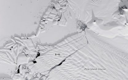 Scioglimento dei ghiacciai in Antartide: due stanno per rompersi. FOTO