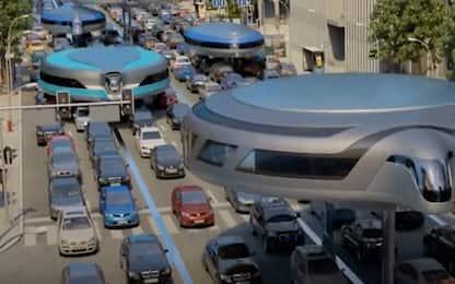 Ecco come potrebbe essere il trasporto pubblico sostenibile del futuro