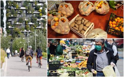 Coronavirus, Coldiretti:  27% italiani compra più prodotti sostenibili
