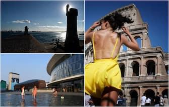Global Warming città classfica Europa