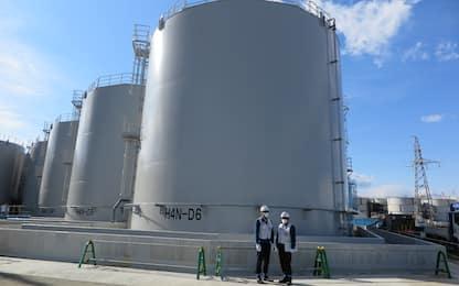 Fukushima, Giappone verso il rilascio di acqua radioattiva in mare