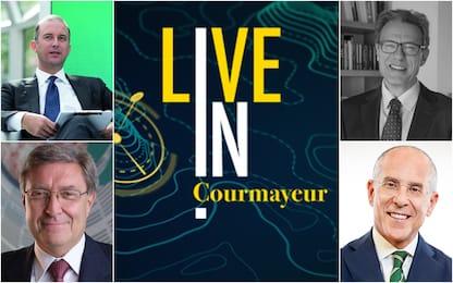 """Sky TG24 LIVE IN a Courmayeur, il talk """"Impact"""" sulla crisi climatica"""