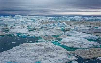 Lo scioglimento dei ghiacci da 30 anni procede a ritmi record