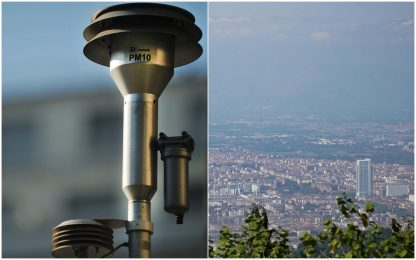 Smog, da Torino a Vicenza: le città più inquinate secondo Legambiente