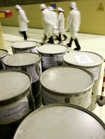 scorie nucleari italia