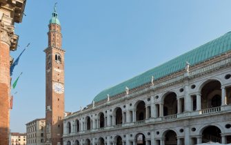 Basilica in piazza dei signori. vicenza. Italy. (Photo by: Bluered/REDA&CO/Universal Images Group via Getty Images)