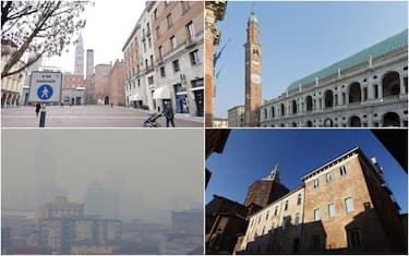 Classifica città europee più inquinate