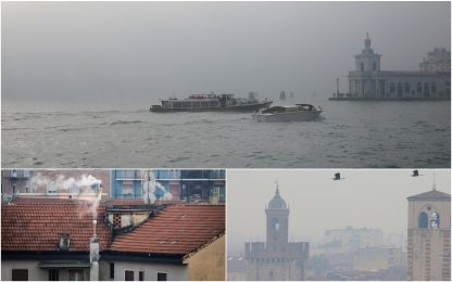 Smog, le città più inquinate d'Italia: la classifica di Legambiente