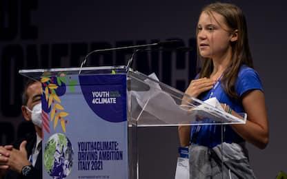 """Greta a Sky TG24: """"Un'opportunità partecipare a Youth4Climate"""""""