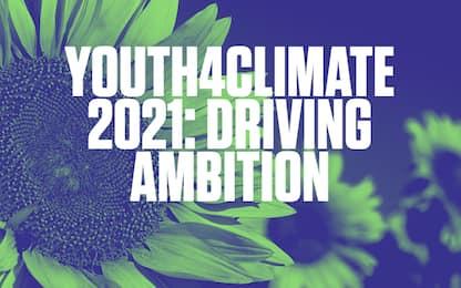 Milano, l'apertura della Youth4Climate. DIRETTA