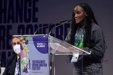 Vanessa Nakate, chi è l'attivista rivelazione del Youth4Climate