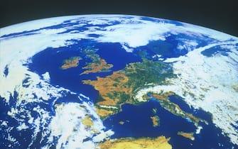 Mappa Radiazioni Europa