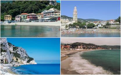 Bandiere Blu 2021, ecco le spiagge più belle e pulite della Liguria