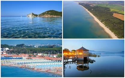 Bandiere Blu 2021, ecco le spiagge più belle e pulite della Toscana