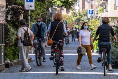 Coronavirus, gli italiani durante il lockdown secondo l'indagine Istat