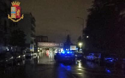 Nubifragio Milano, salvato uomo bloccato in auto in un sottopassaggio