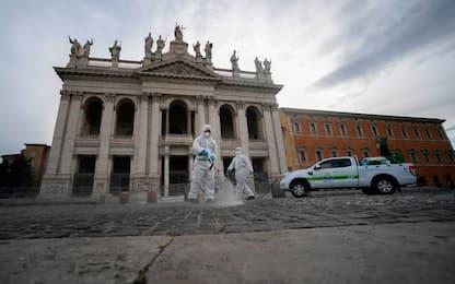 Coronavirus Italia, il bollettino della Protezione Civile