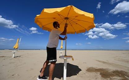 Spiagge, in Romagna anticipata la stagione balneare: via il 23 maggio