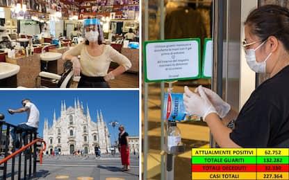 Coronavirus in Italia e nel mondo: news su contagi e fase 2. Diretta