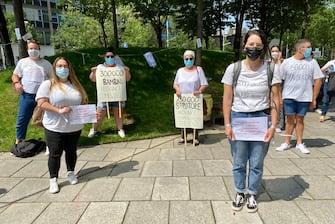 Coronavirus Protesta Asili Nido