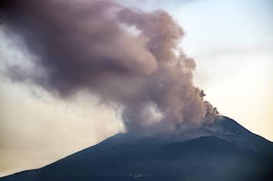 Etna, l'Ingv ha mappato le zone a maggiore pericolosità sismica