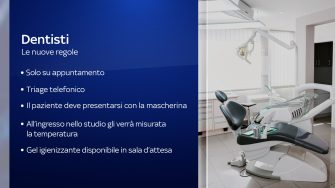 Coronavirus dentisti apertura