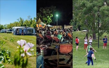 Coronavirus, le regole delle Regioni: dai camping ai parchi. FOTO