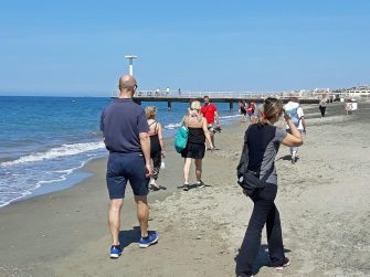 coronavirus spiagge litorale romano