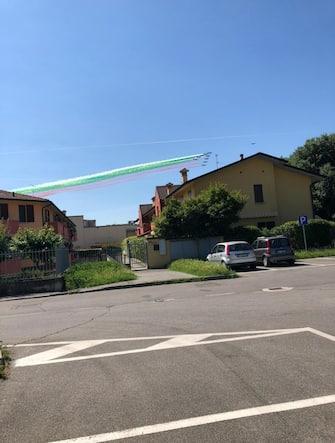 Frecce Tricolori Milano Codogno