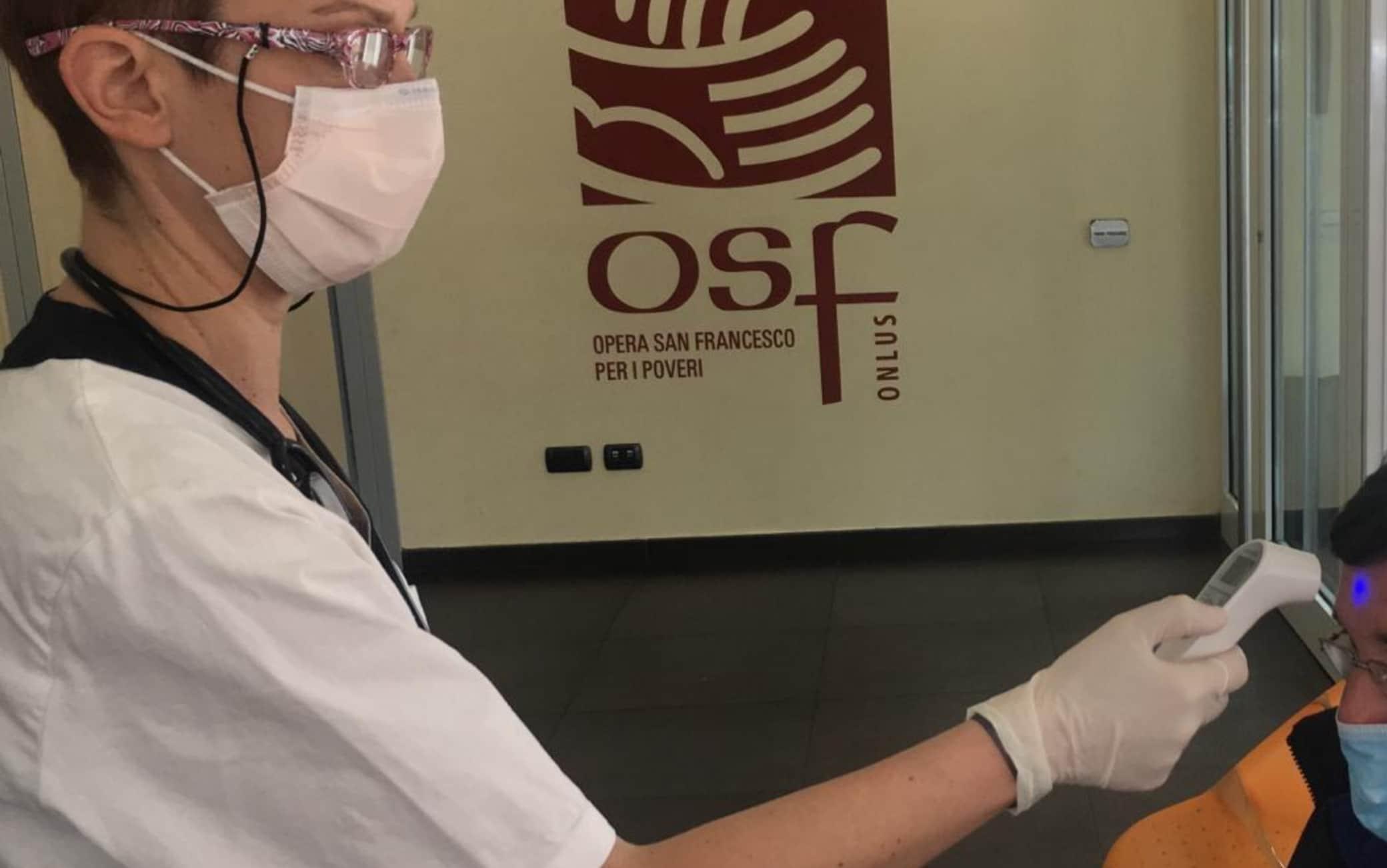 opera san francesco coronavirus