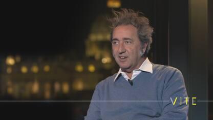 Vite, l'intervista a Paolo Sorrentino su Sky TG24