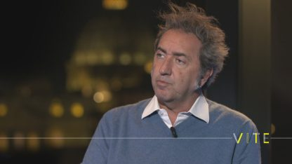 Vite, l'intervista di Sky Tg24 a Paolo Sorrentino. VIDEO