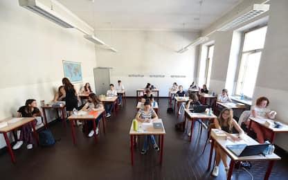 Scuola, Veneto: tornano in aula studenti terze e quarte professionali