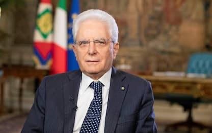 """Mattarella: """"La Ue ha dato le risorse, ora cogliere le opportunità"""""""