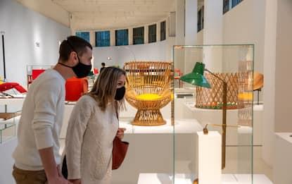 Coronavirus, Milano: riapre il museo del design in Triennale. FOTO