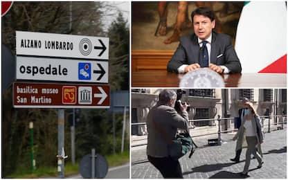 Inchiesta su mancata zona rossa a Bergamo, 3 ore d'audizione per Conte