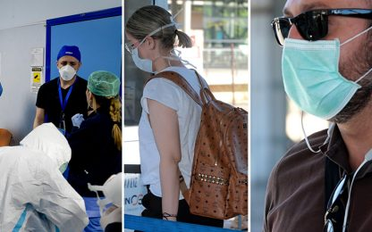 Coronavirus in Italia e nel mondo: le notizie dell'1 ottobre