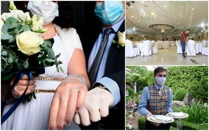 Coronavirus, matrimoni in Puglia dal 15 giugno: le regole da seguire