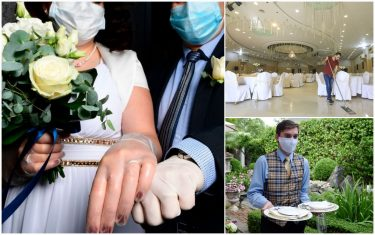 hero matrimonio coronavirus getty