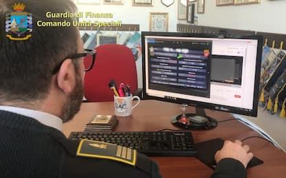 Pirateria, la Gdf oscura 56 server per abbonamenti pay tv illegali
