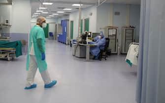 Il pronto soccorso dell'ospedale Niguarda, Milano, 28 maggio 2020. ANSA/Filippo Venezia