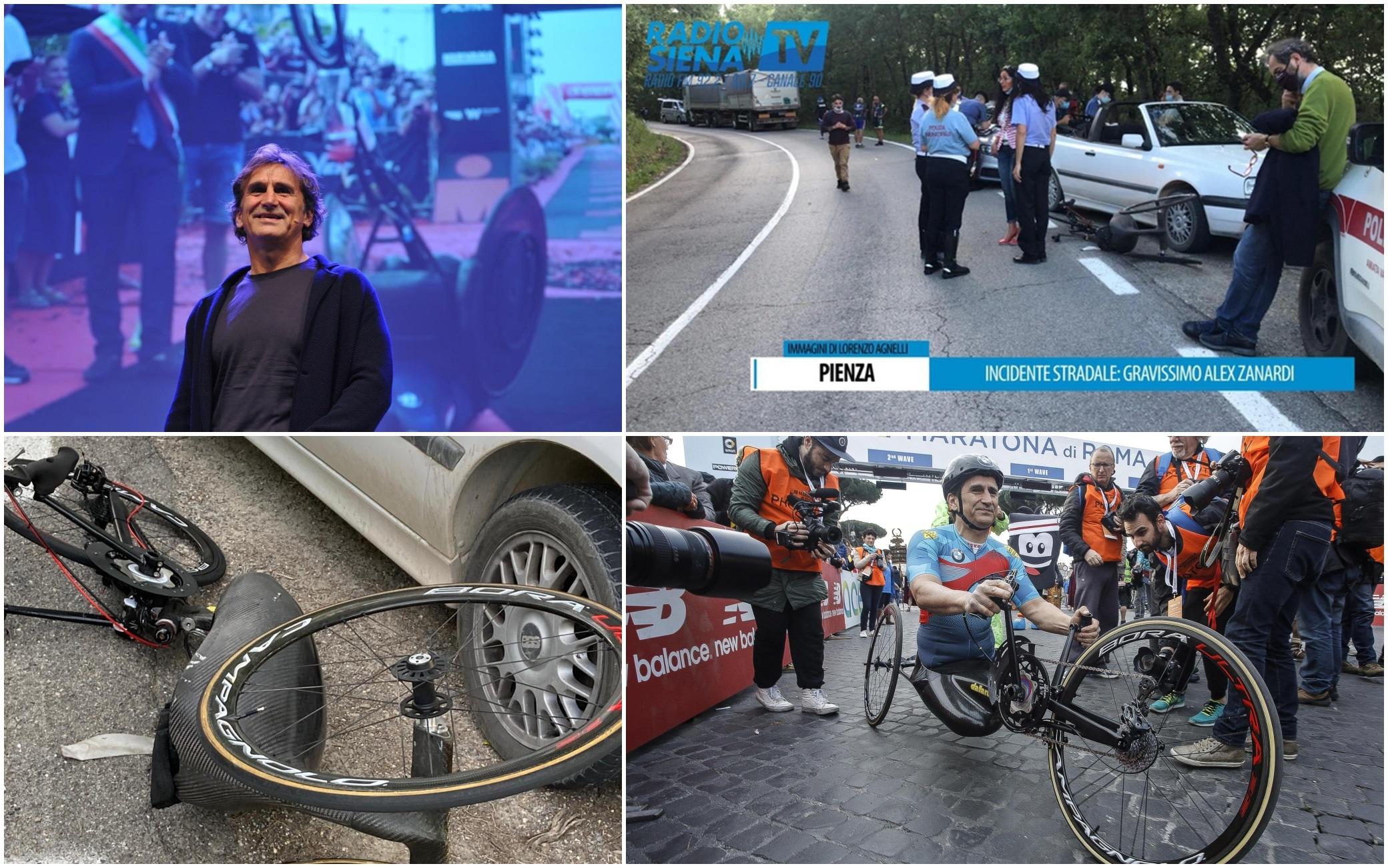 Incidente Alex Zanardi, dalla politica allo sport l'Italia si ...