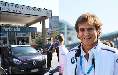Alex Zanardi trasferito in un centro di neuro-riabilitazione