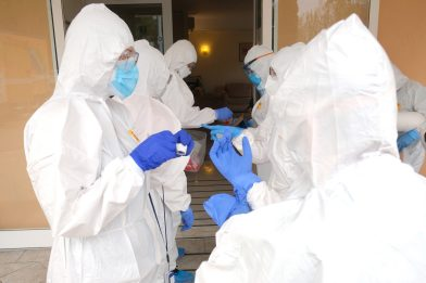Coronavirus in Campania, tutti gli aggiornamenti di oggi in diretta