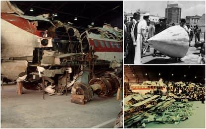 Ustica, 40 anni fa la strage. Mattarella: Ferita profonda. FOTOSTORIA