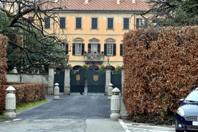 Da Arcore a Porto Rotondo, le ville di Silvio Berlusconi. FOTO